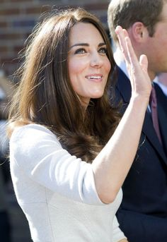 Catherine, Duchess of Cambridge at the opening of the new Oak Centre for Children and Young People at The Royal Marsden Hospital on September 29, 2011 in London, England.