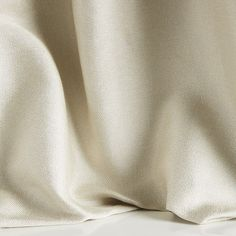 SAX col. 001 by Dedar - Opaque, metallic and precious. Sax is presented in a width of 190 cm, for sumptuous drapes requiring less fabric pieces, and consequently less seams, when being made up.