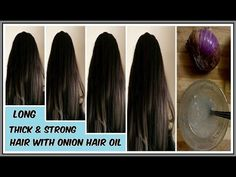 How To Grow Long and thicken Hair Naturally and Faster | Magical Hair Growth Treatment 100% Works - YouTube