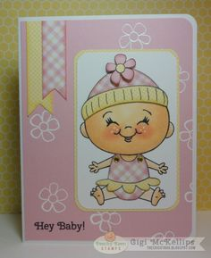 Hello everyone! Have you seen the NEW stamps at Peachy Keen ? Can anyone say CAUUUTE? I LOVE all of thes. Peachy Keen Stamps, Congratulations Baby, Scrapbook Cards, Scrapbooking, Baby Cards, Hello Everyone, Homemade Cards, Paper Dolls, Boy Or Girl