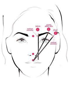 celebrities who underwent eyebrow microblading – My hair and beauty Eyebrow Makeup Tips, Makeup 101, Contour Makeup, Skin Makeup, Makeup Ideas, Makeup List, Eyebrow Tinting, Eyebrow Brush, Makeup Hacks