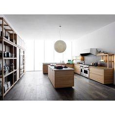 fitted kitchens | kitchen systems | sine tempore | valcucine, Möbel
