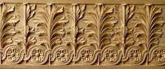 Agrell Architectural Carving • Showcase of Work