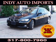 #SpecialOffer #FreeGas | $15,000 | 2009 #BMW328i xDrive Base - for Sale in Carmel IN 46032 #IndyAutoImports