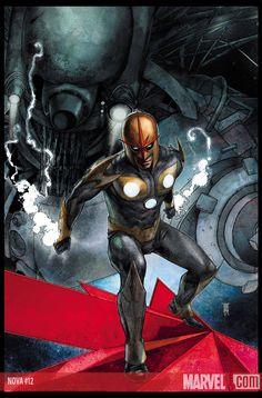 Nova screenshots, images and pictures - Comic Vine Marvel Comics Art, Marvel Heroes, Anime Comics, Captain Marvel, Comic Superheroes, Cosmic Comics, Ms Marvel, Marvel Comic Character, Comic Book Characters