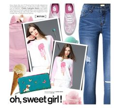 """Sweet Girl"" by metisu-fashion ❤ liked on Polyvore featuring Vans, polyvoreeditorial, polyvoreset and metisu"
