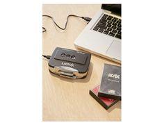 Convert cassettes to digital