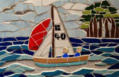 Felicity Ball mosaics: The story of a mosaic commission