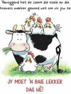 Good Morning Wishes, Good Morning Quotes, Lekker Dag, Afrikaanse Quotes, Goeie Nag, Goeie More, Daily Thoughts, Animal Pictures, Words