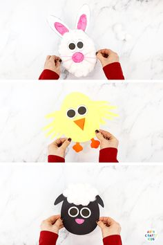 Easter Egg Craft Ideas for Kids to Make - A simple cut + stick craft for kids that transforms Easter eggs into cute Spring animals! This craft can be completed with our handy printables, an easy craft to try with the kids at home or in the classroom. | Easy Spring Crafts for Kids Videos | Easter Egg Crafts for Kids | Easy Easter Crafts for Kids | Spring Arts and Crafts for Kids | Spring Kids Craft Ideas | Easter Craft Ideas #EasterCrafts #SpringCrafts #ArtsAndCrafts #CraftsForKids…