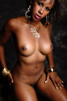 Nude thick black girls