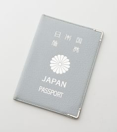 To know more about SMYTHSON Leather Passport Case Japanese Edition, visit Sumally, a social network that gathers together all the wanted things in the world! Featuring over 355 other SMYTHSON items too! Japanese Graphic Design, Smythson, Hanyu Yuzuru, Travel Aesthetic, Passport, Branding, Yuri, Paths, Communication
