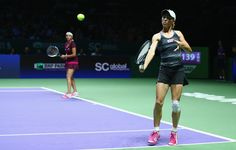 Cara Black Photos - BNP Paribas WTA Finals: Singapore 2014 - Day Seven - Zimbio