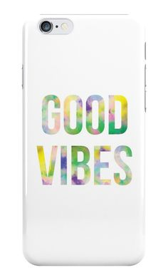 Our Good Vibes Phone Case is available online now for just £5.99.    Going to a festival this year? Our Good Vibes colourful festival phone case is an absolute must.    Material: Plastic, Production Method: Printed, Weight: 28g, Thickness: 12mm, Colour Sides: White, Compatible With: iPhone 4/4s | iPhone 5/5s/SE | iPhone 5c | iPhone 6/6s | iPhone 7 | iPod 4th/5th Generation | Galaxy S4 | Galaxy S5 | Galaxy S6 | Galaxy S6 Edge | Galaxy S7 | Galaxy S7 Edge | Galaxy S8 | Galaxy S8+ | Galaxy J5…