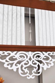 HIT PANEL TOSCANIA Z AŻUREM + KRYSZTAŁ 50-60-70 (6821482073) - Allegro.pl - Więcej niż aukcje. Curtain Patterns, Panel, Window Treatments, Windows, Rugs, Cnc, Home Decor, Border Tiles, Blinds