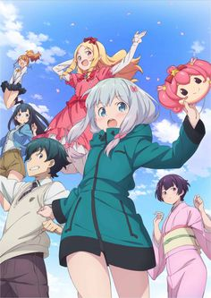 Aniplex revealed the details of the Eromanga Sensei original video anime (OVA) on Wednesday. The release will also bundle an original short manga by t. Chibi, Kawaii Anime, Sword Art Online, Eromanga Sensei Sagiri, Anime Shop, Manga Anime, Anime Art, Girls Manga, Onii San