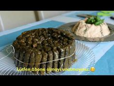 YouTube Grape Leaves Recipe, Iftar, Muffin, Make It Yourself, Cooking, Breakfast, Desserts, Food, Youtube