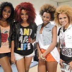 Curlfriends. #nolye #naturalhair #naturalgirlsrock #teamnatural #teamnaturalhair #curlfriends #curlygirlsrock  (at www.kurleebelle.com)
