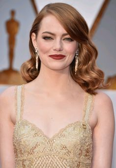 Best Oscars Hairstyles and Makeup Looks 2017 – Red Carpet Beauty Looks From Academy Awards Loading. Best Oscars Hairstyles and Makeup Looks 2017 – Red Carpet Beauty Looks From Academy Awards