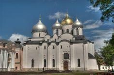 Novgorod cathedral - St. Sophia 1045