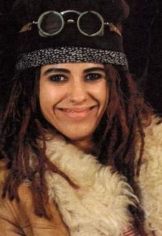 Linda Perry (former lead-singer of 4 Non Blondes): singer, songwriter (Beautiful for Christina Aguilara, Get This Party Started for Pink), humanitarian.