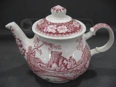 shopgoodwill.com: Vintage Windsor English Bone China Teapot W/Lid