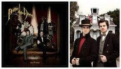 Panic! At the Disco <3  hey brendon, how ya doing spencer?