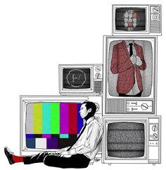 we don't believe what's on tv clique art |-/ twenty one pilots