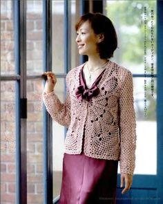 Lets knit series 秋冬のかぎ针あみ2 - cissy-xi - cissy-xi的博客