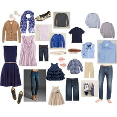 family pictures outfit inspiration