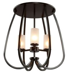 Buy the Artcraft Lighting Oil Rubbed Bronze Direct. Shop for the Artcraft Lighting Oil Rubbed Bronze Milbrook 3 Light Semi-Flush Ceiling Fixture and save.