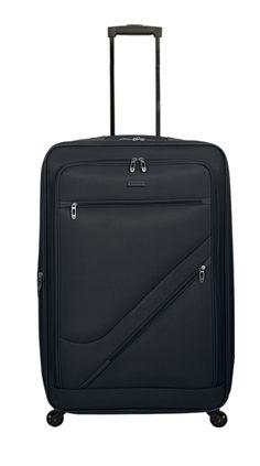 Maleta Gladiator Timelapse Black - #trolley #maleta #gold #travel #viajar #viagem #viatjar #maletas #suitcase #luggage #maletasGladiator #GladiatorTravel #Gladiator #black