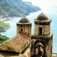 Ravello,Amalfi Coast in Italy