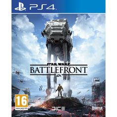 Was £54.99 > Now £33.49.  Save 39% off Star Wars: Battlefront (PS4) #3StarDeal, #ActionShooter, #Games, #Under50