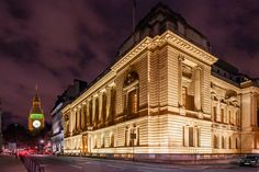 One Great George Street, Westminster, Greater London City