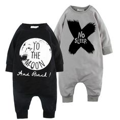Newborn Kids Baby Boy Infant Warm Cotton Outfit Jumpsuit Romper Bodysuit Clothes in Clothing, Shoes & Accessories, Baby & Toddler Clothing, Boys' Clothing (Newborn-5T) | eBay