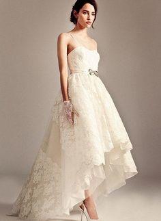 07 Vestidos Mullets para Noivas