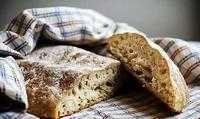 Detta bröd är ett snabbröd med endast en jäsning. Det tar mindre än 1½ timma från du bestämt dig att baka tills brödet är klart. (om det in...