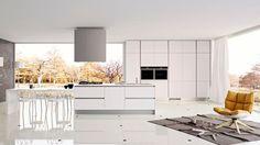 Totalmente funcional, prática e moderna a cozinha com ilha é uma tendência na arquitetura de cozinhas contemporâneas. Confira as nossas dicas no post.