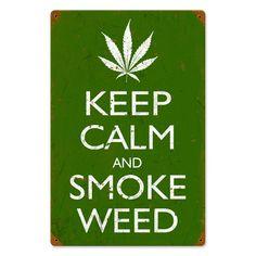 American Medical Marijuana Association Funny Metal Sign Man Cave Bar