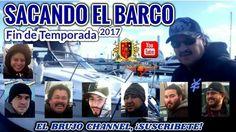 "Próximo Estreno, Domingo 10, 2017. ""Sacando El Barco"". No se lo pierdan. https://www.youtube.com/channel/UCsrf7lr50UaBU3LjUtRS-RQ/community"