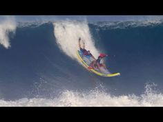 Who is JOB 5.0 - Big Wave Supsquatch Barrels in Mexico - Ep 9 - YouTube