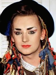 Boy George (born George Alan O'Dowd on 14 June Culture Club is an English singer-songwriter, who was part of the English New Romanticism movement which emerged in the early Boy George, George Young, Nascar Costume, 80s Costume, Madonna, Moda Rock, The Wedding Singer, New Romantics, Culture Club