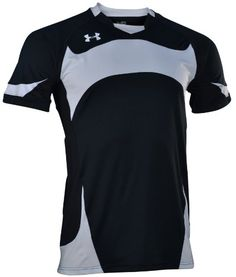 Under Armour Men's UA Dominate Short Sleeve Soccer « Impulse Clothes