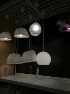 ikea apladalen pendant lamp shade each shade of mouth blown glass is