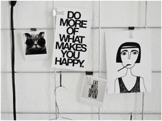 uploaded this image to & See the album on Photobucket. What Makes You Happy, Are You Happy, Steel Mesh, Wall Treatments, Storage Organization, Things To Do, Wall Decor, Make It Yourself, Inspiration