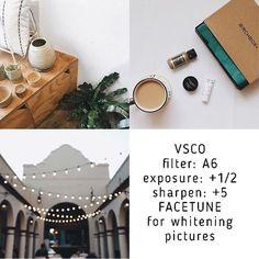 Vsco Photography, Photography Filters, Photography Editing, Iphone Photography, Vsco Hacks, Vsco Effects, Best Vsco Filters, Photo Editing Vsco, Editing Photos