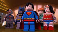 Lego DC Comics Super Heroes - Justice League vs. Bizarro League (2015) - Brandon Vietti •