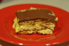 This Mommy Cooks: Sweet Treat Tuesday-Chocolate Eclair Cake
