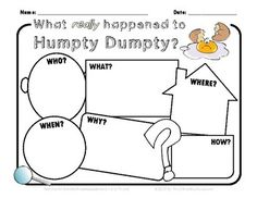 Humpty dumpty coloring page humpty dumpty worksheets and what really happened to humpty dumpty creative writing pronofoot35fo Image collections